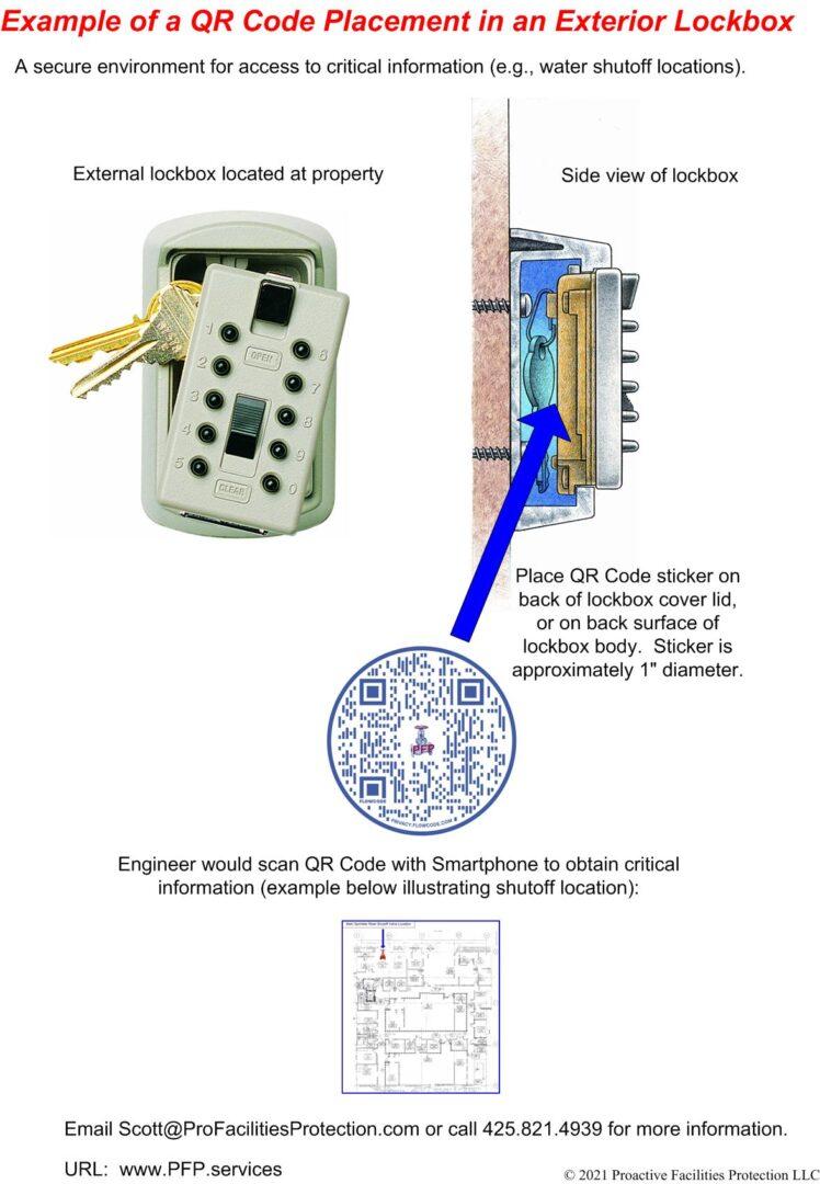 QR Code Lockbox Placement V.5